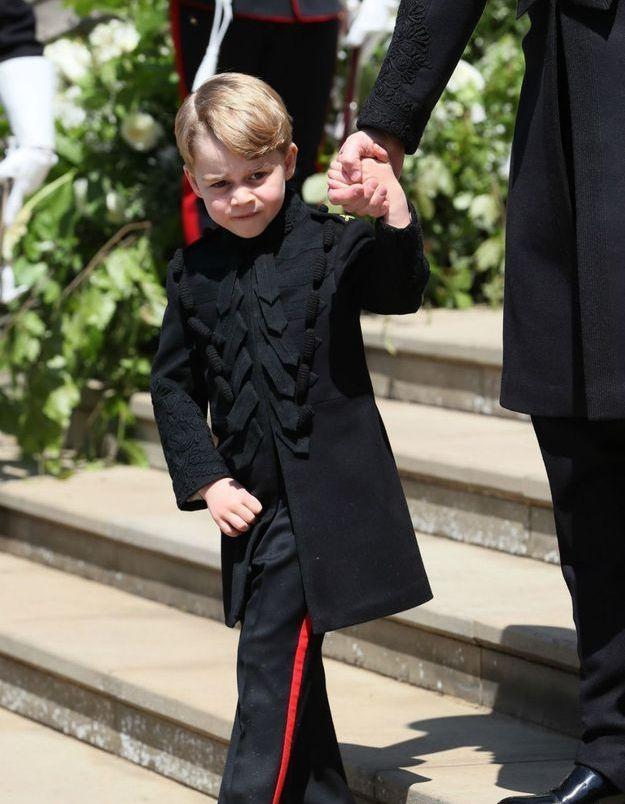 Un grand changement attend le prince George le jour de ses 12 ans