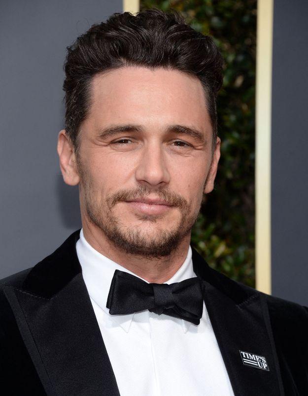 Une actrice accuse James Franco d'être un « prédateur sexuel » attiré par les mineures