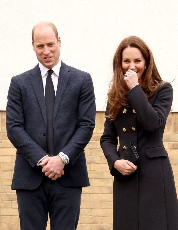 Une ancienne voiture de Kate Middleton et du prince William mise en vente : un détail va plaire à leurs admirateurs !