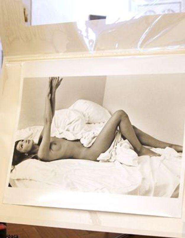 Une photo de Carla Bruni nue vendue aux enchères
