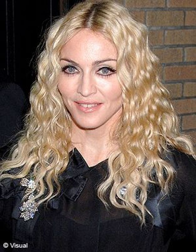 Une photo de Madonna nue aux enchères chez Christie's