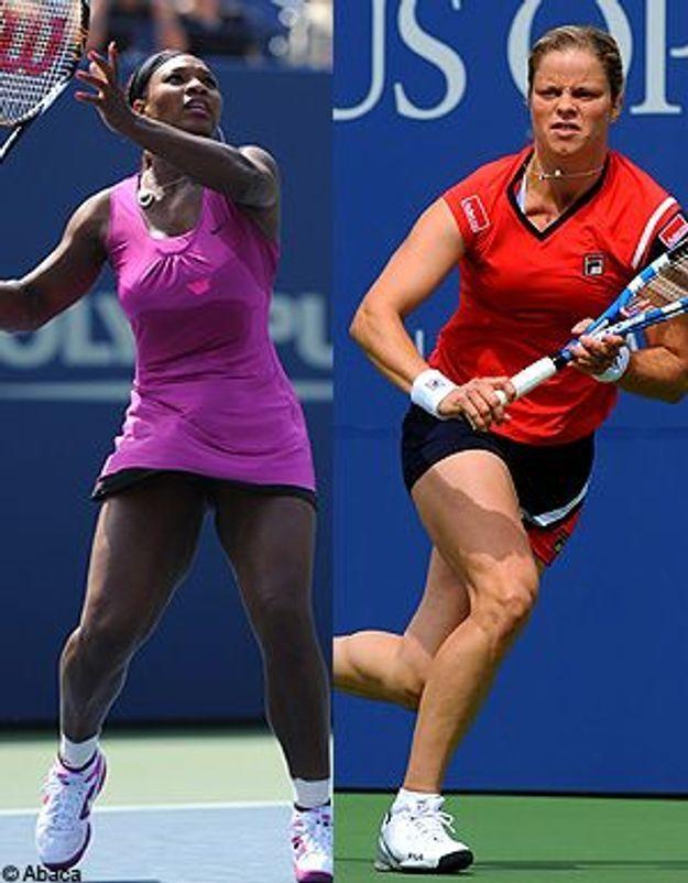 US Open : la force de Kim Clijsters ? Son bébé !