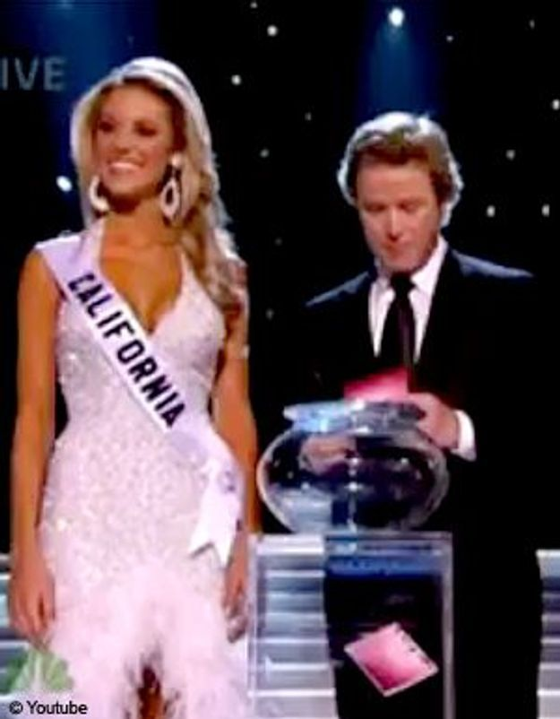 USA : Miss California fait scandale