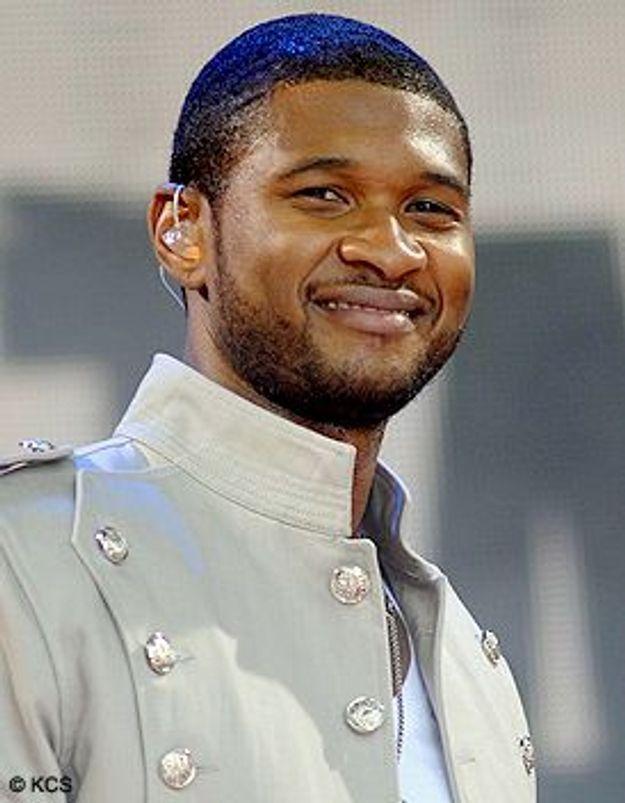 Usher : il se sépare de sa femme enceinte
