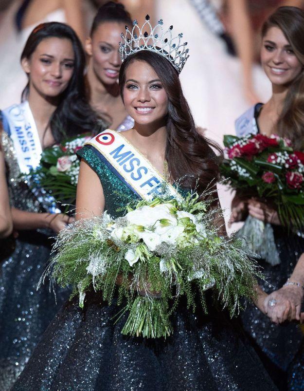 Vaimalama Chaves : Miss France 2019 est Miss Tahiti