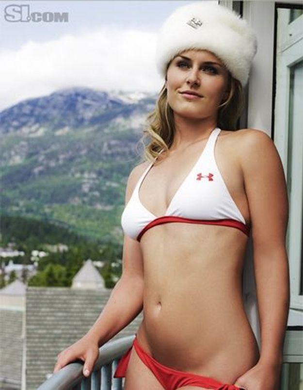 Vancouver : Lindsay Vonn rafle tout !