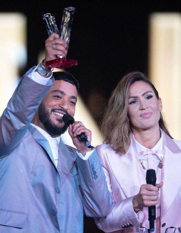 Victoires de la Musique 2020 : Vitaa fait une magnifique déclaration d'amour à son mari