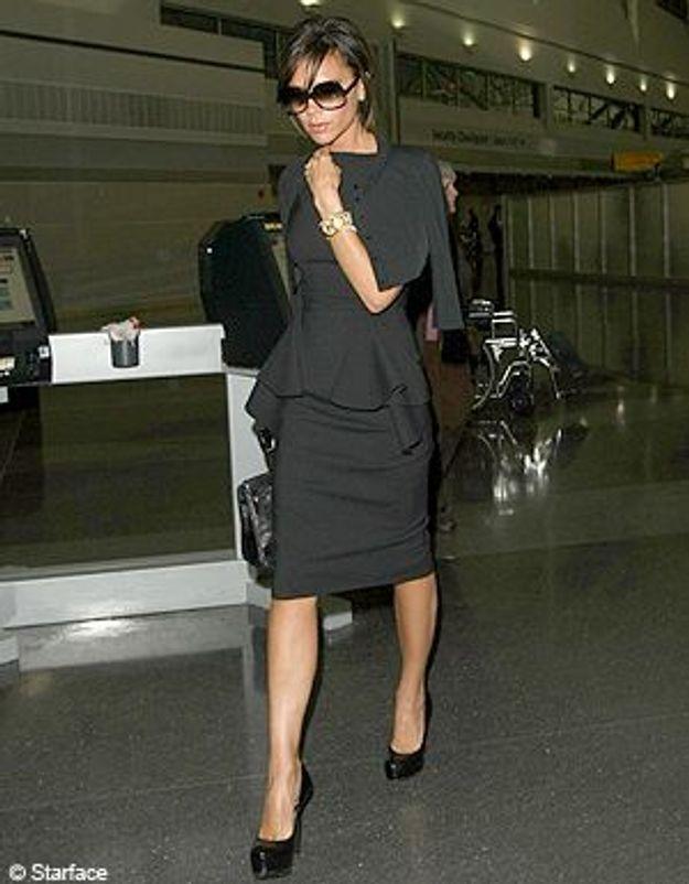Victoria Beckham débarque à NY pour la Fashion Week