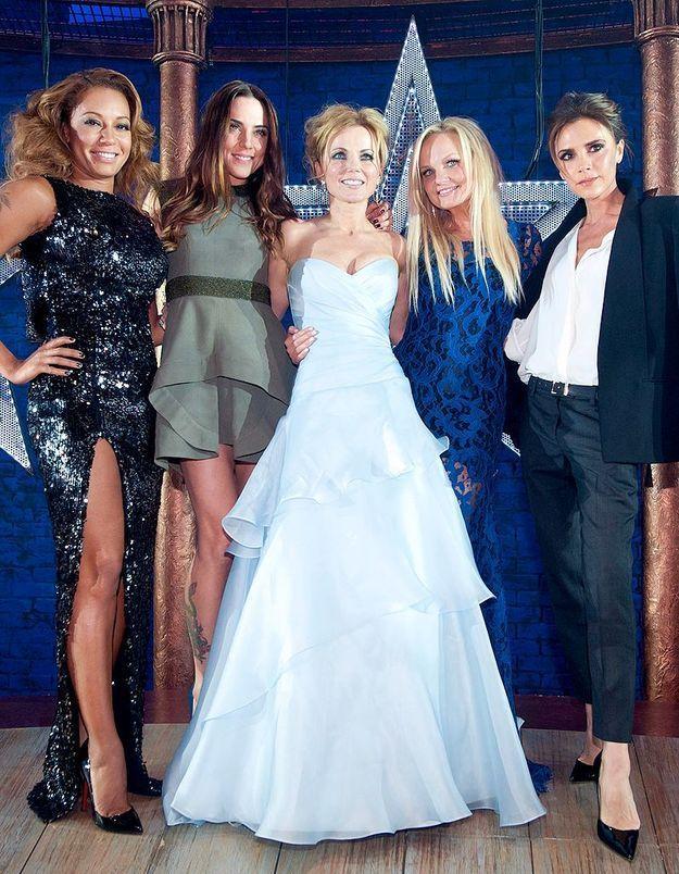 Victoria Beckham ne participera pas à la tournée des Spice Girls