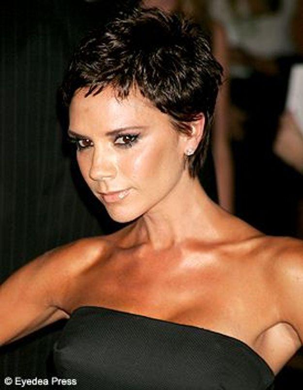 Victoria  Beckham opte pour le court