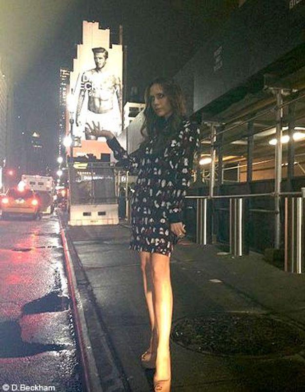 Victoria Beckham: sa fausse photo coquine avec David!
