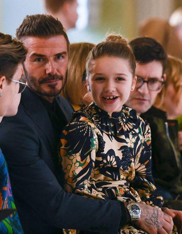 Victoria Beckham : sa fille Harper transformée en Hermione Granger sur Instagram