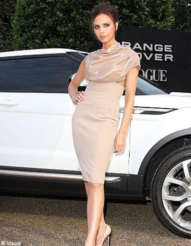 Victoria Beckham styliste pour Range Rover