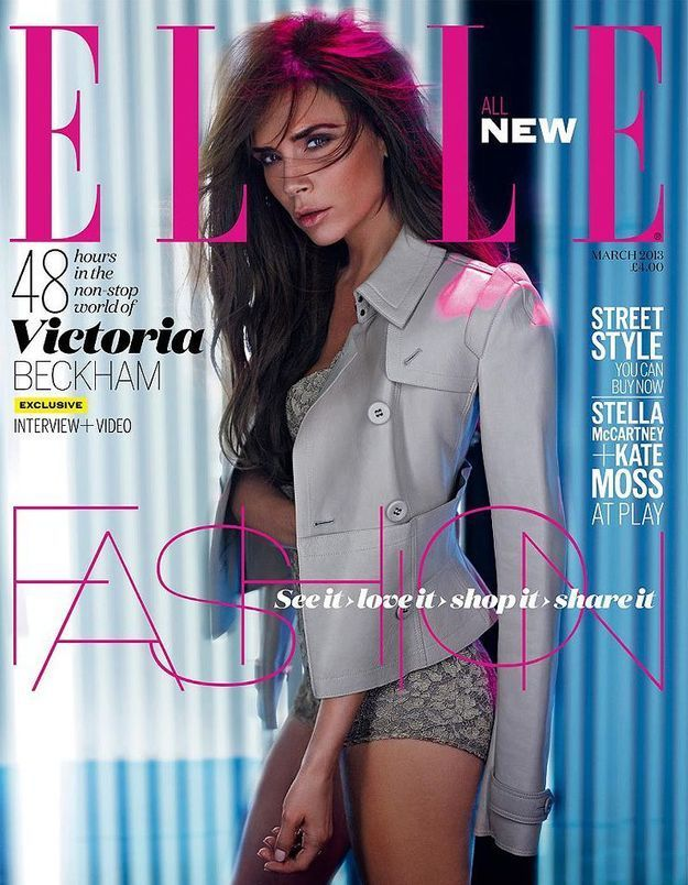 Victoria Beckham : toujours incertaine de son succès !