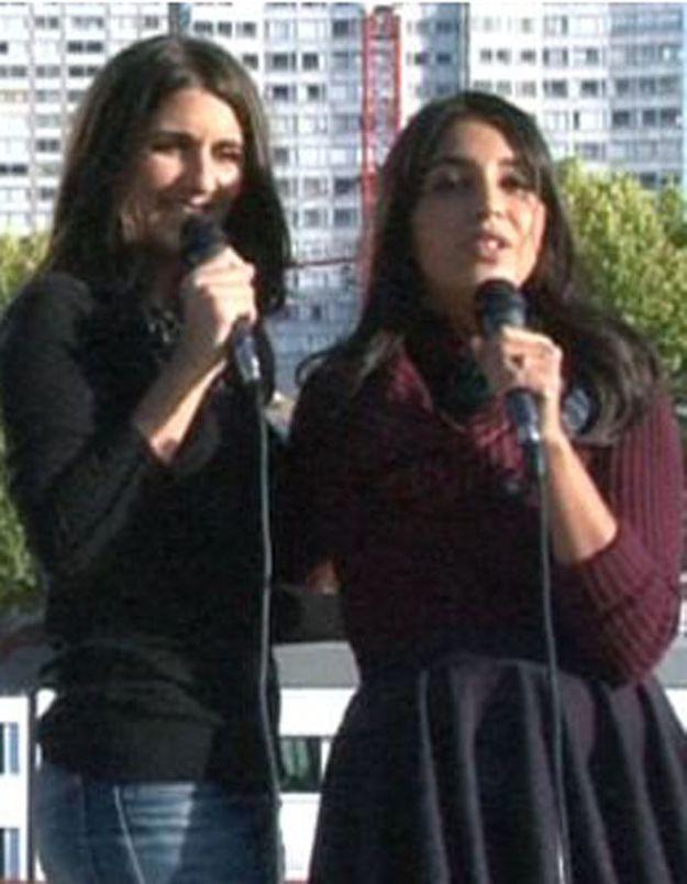 [VIDEO] Leïla Bekhti et Géraldine Nakache : leur New-York à Paris !