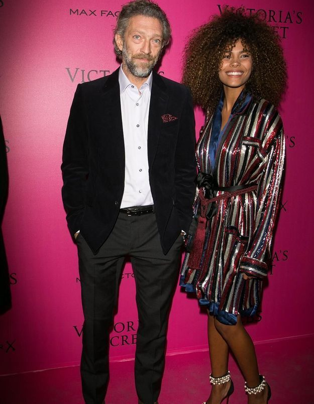 Vincent Cassel et Tina Kunakey : la jolie photo du couple au lit !