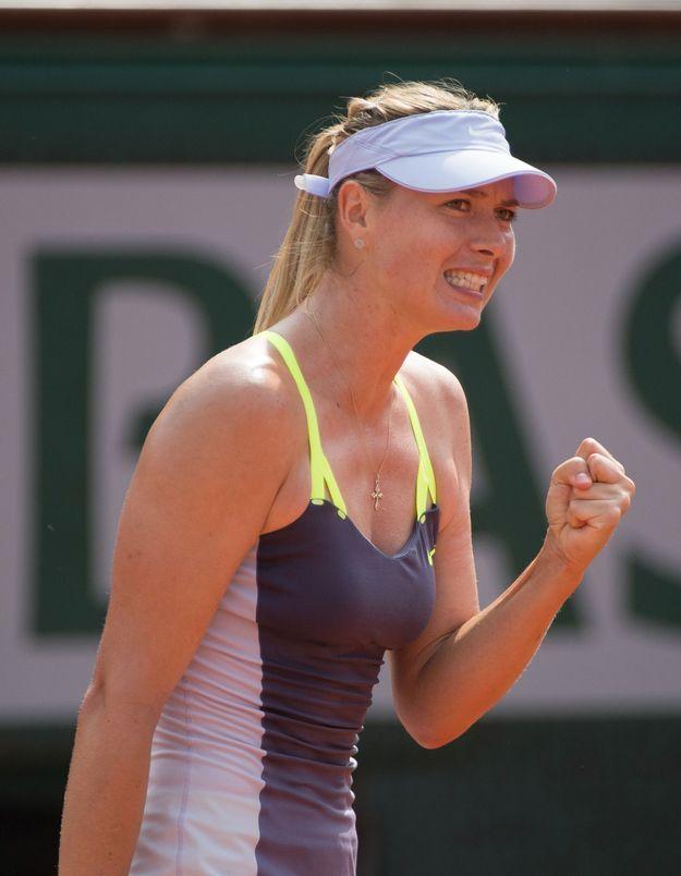 Viol : Maria Sharapova attaque Serena Williams