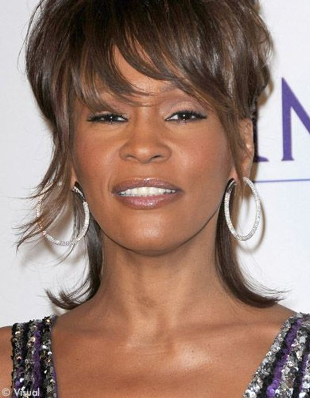 Whitney Houston : quatre concerts annulés