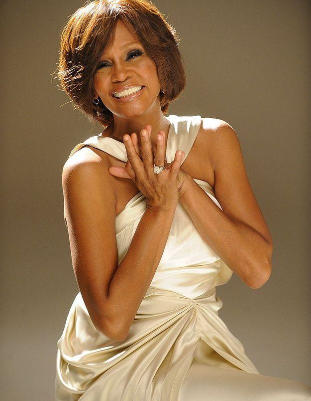 Whitney Houston : son histoire d'amour avec sa meilleure amie racontée dans un livre