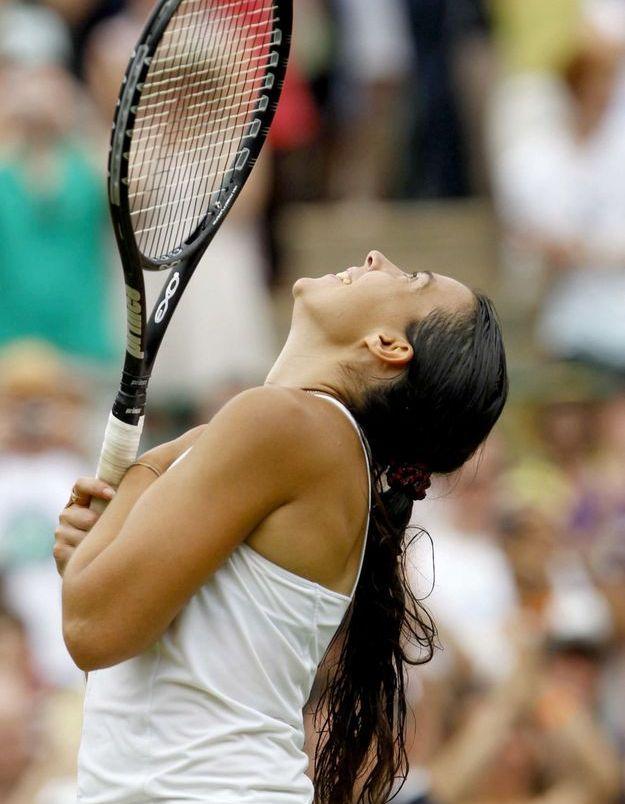 Wimbledon : Marion Bartoli écrase Serena Williams