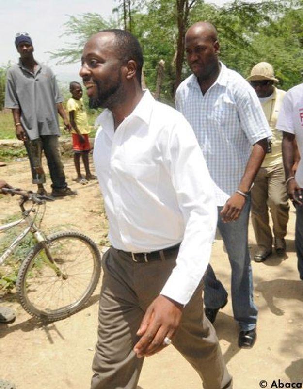 Wyclef Jean ne renonce pas à la présidentielle haïtienne