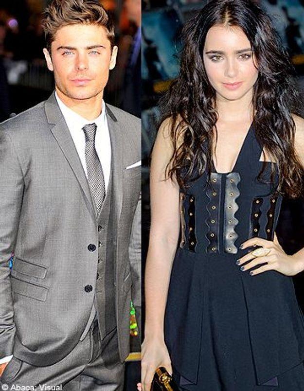 Zac Efron et Lily Collins : le nouveau baby couple d'Hollywood ?