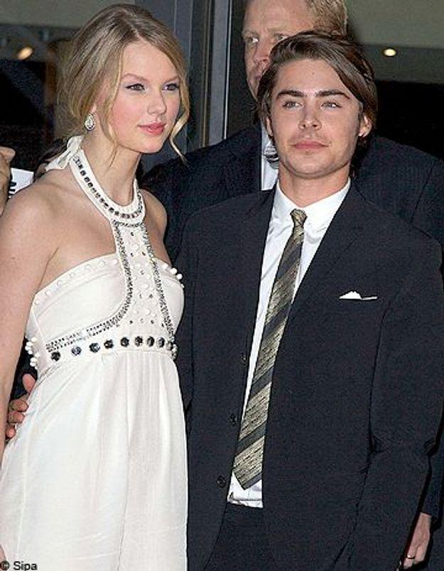 Zac Efron et Taylor Swift : nouveau couple en vue !