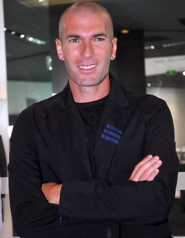 Zinédine Zidane : devinerez-vous quel âge il a aujourd'hui ?