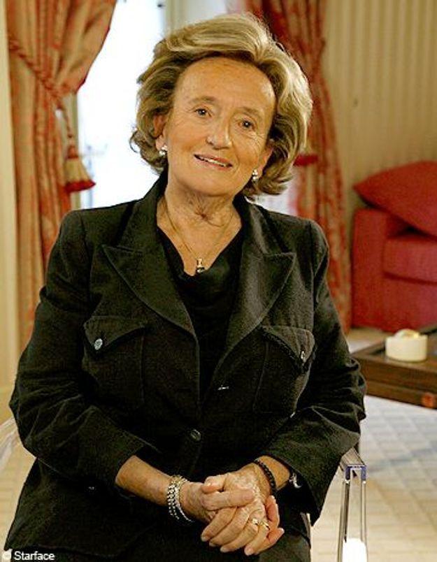 Une journée avec Bernadette Chirac