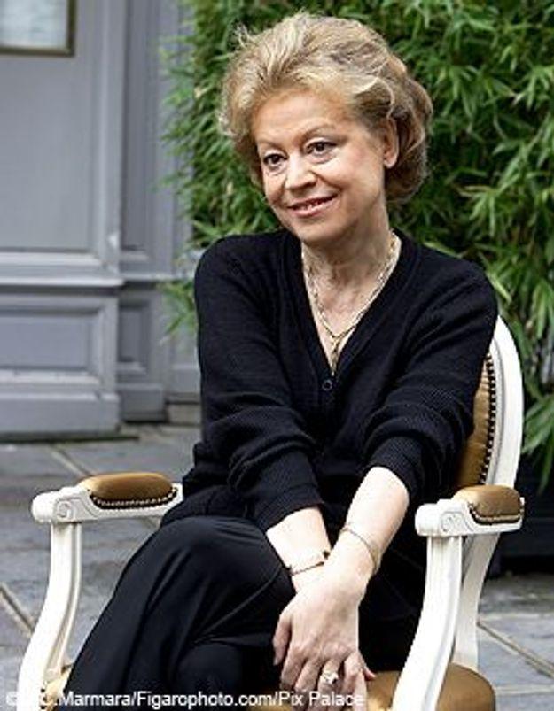 Une journée avec Françoise Chandernagor