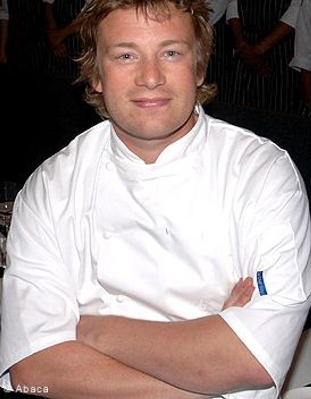 Une journée avec Jamie Oliver