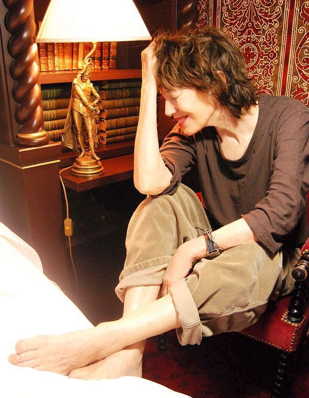 Une journée avec Jane Birkin