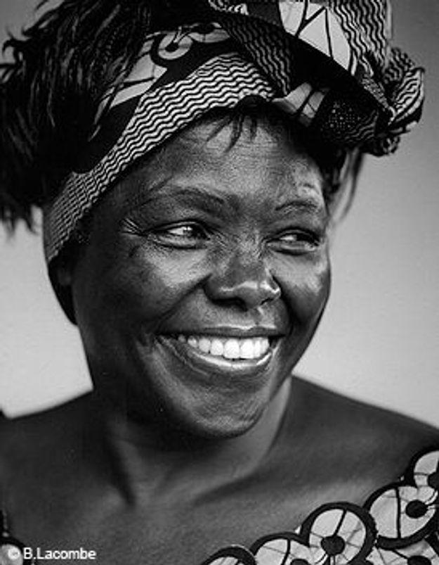 Une journée avec Wangari Maathai