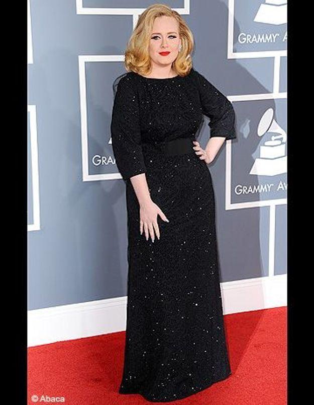 Le look du jour : Adele