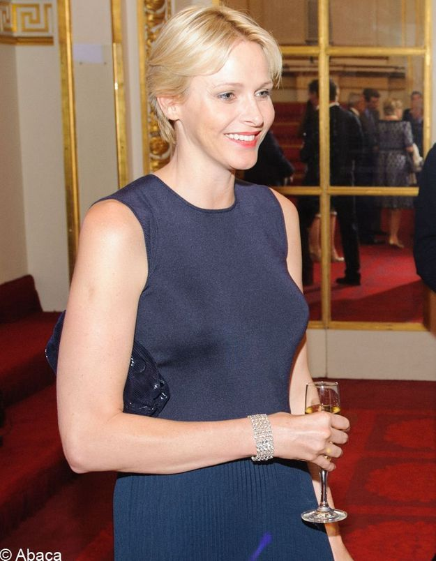 Le look du jour: Charlène de Monaco