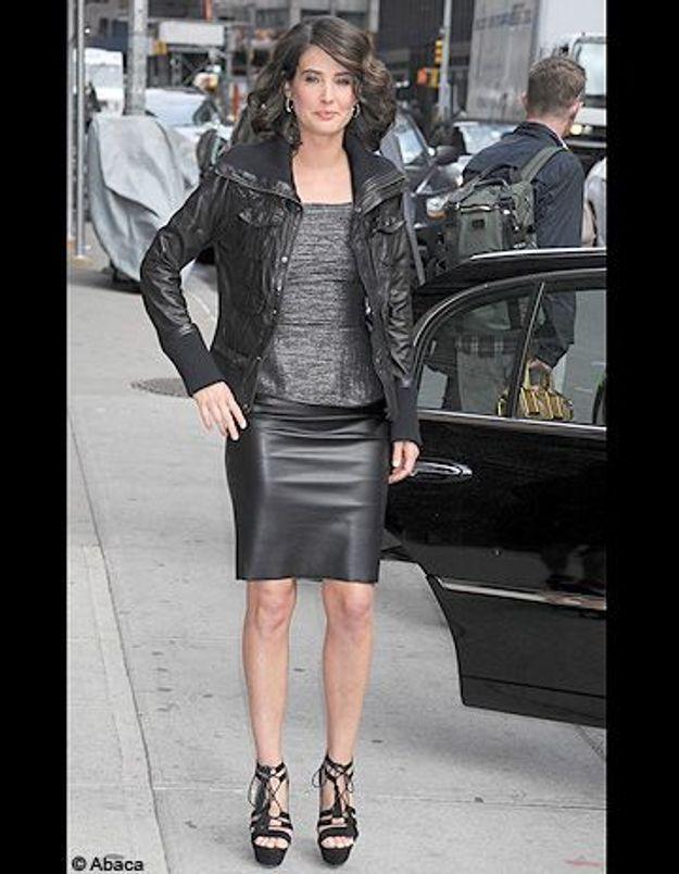 Le look du jour : Cobie Smulders