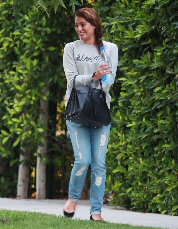 Le look du jour : embrassez Lea Michele !