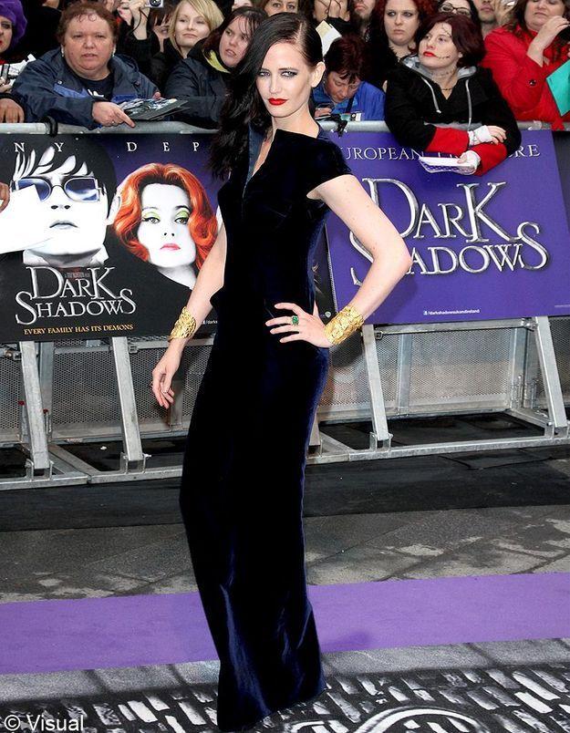 Le look du jour : Eva Green