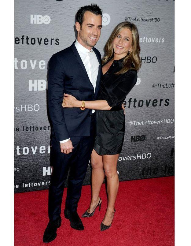 Le look du jour : Jennifer Aniston follement amoureuse à la première de The Leftovers