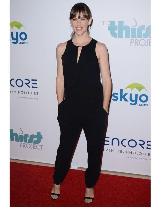 Le look du jour : Jennifer Garner brille sur le tapis rouge… sans Ben Affleck