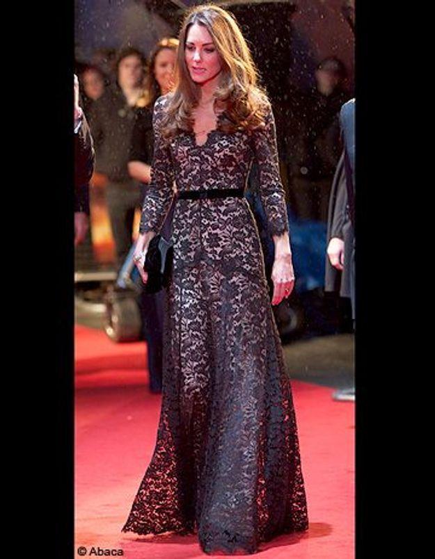 Le look du jour: Kate Middleton