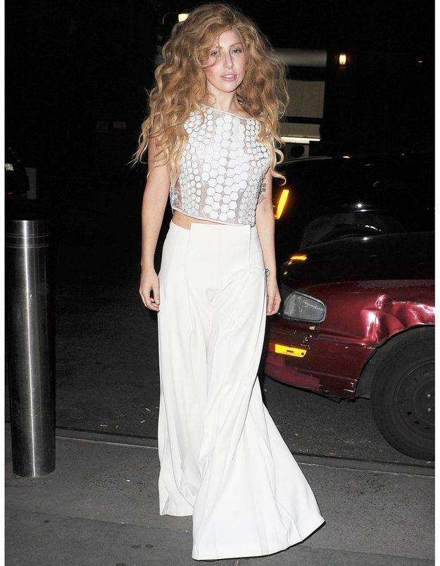 Le look du jour : Lady Gaga, nouveau look pour un nouveau disque ?
