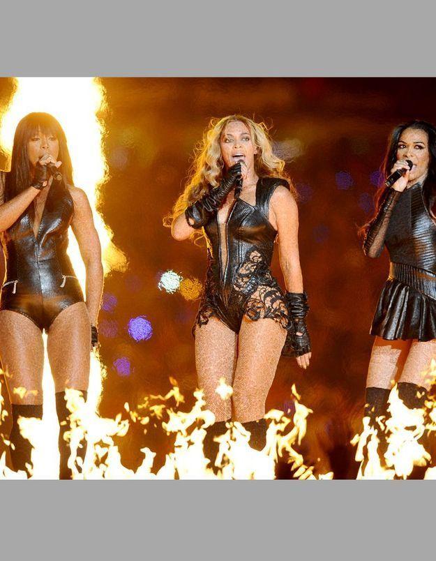 Le look du jour: les Destiny's Child