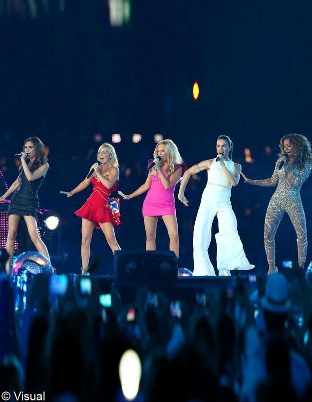 Le look du jour : les « Spice Girls »