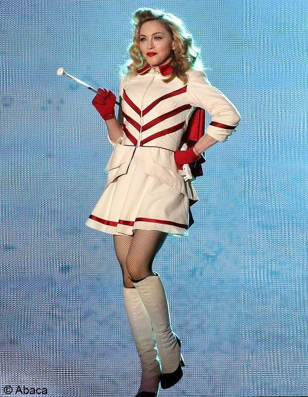 Le look du jour: Madonna