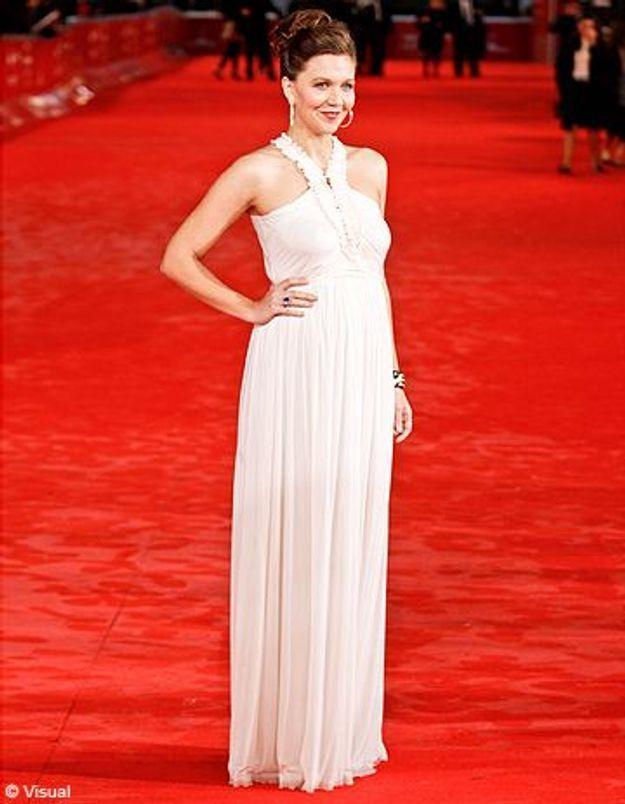 Le look du jour : Maggie Gyllenhaal