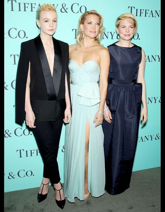 Le look du jour: Michelle Williams, Carey Mulligan et Kate Hudson