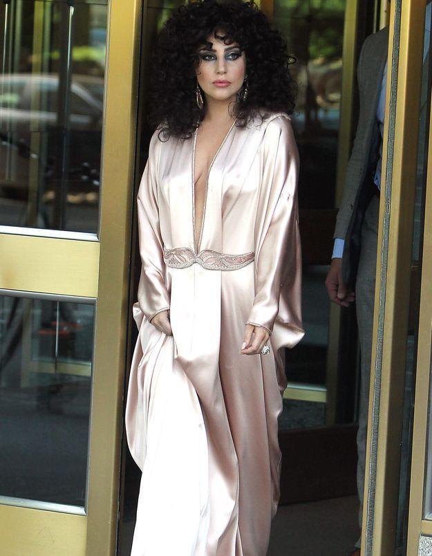 Le look du jour: reconnaîtrez-vous Lady Gaga?