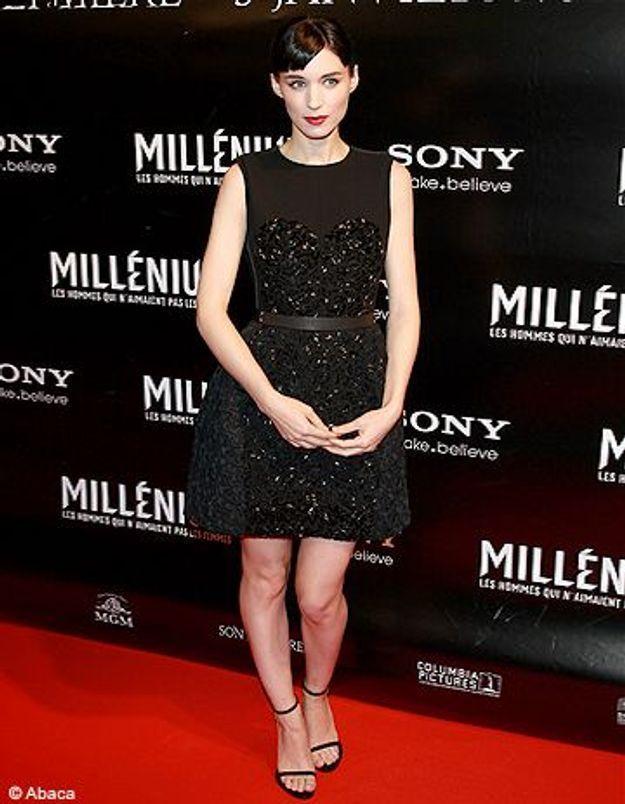 Le look du jour : Rooney Mara