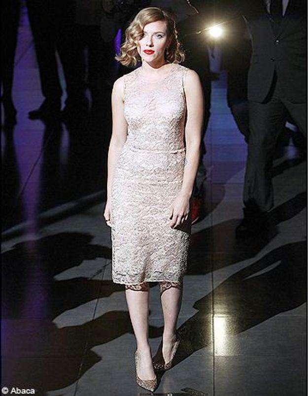 Le look du jour : Scarlett Johansson